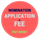 Nomination Application & Fee